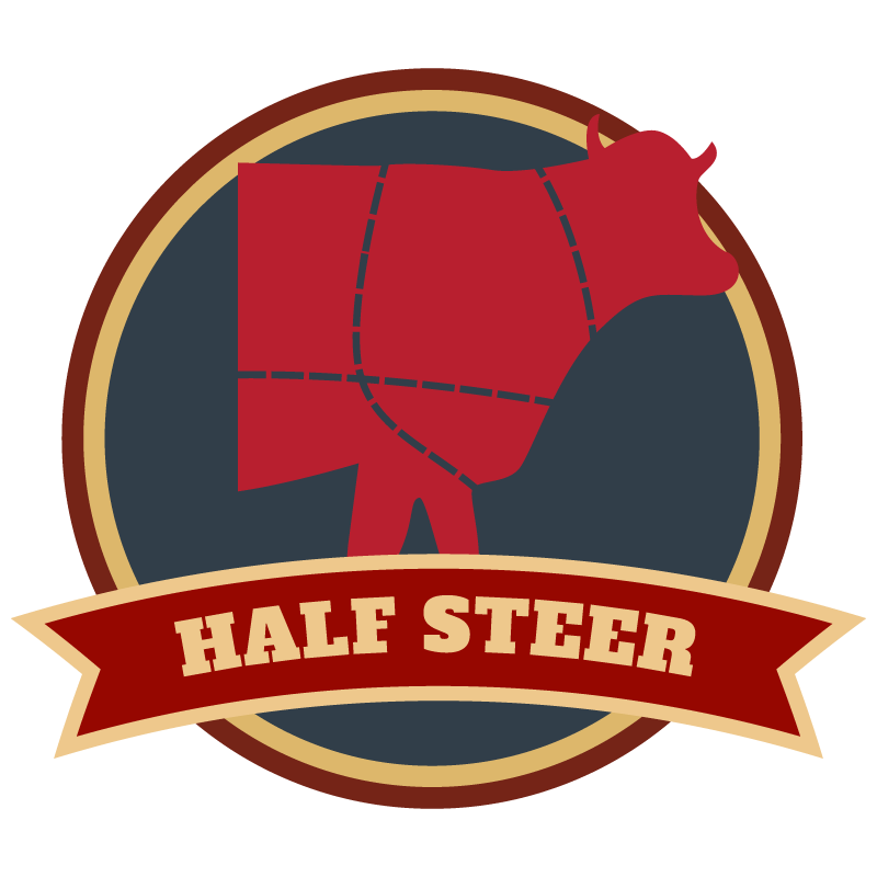 Half Steer